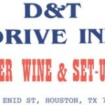 D&T logo w address